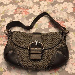 Coach handbag, excellent condition
